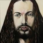 Albrecht Durer (with head) 12x12 sold
