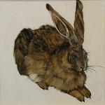 Albrecht Durer (without head) 12x12 sold