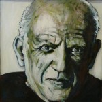 Picasso (with head) 12x12 sold