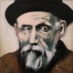Renoir (with head) 12x12 sold